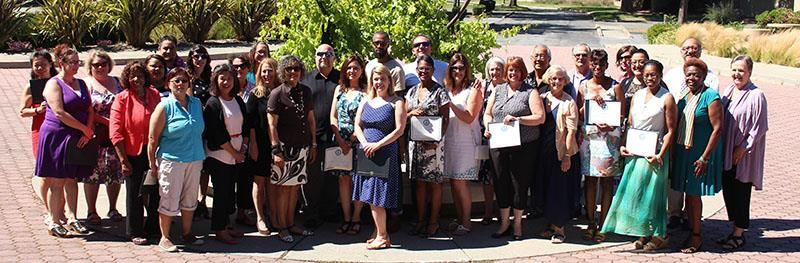 ACOE Clear Administrative Credential Class of 2017