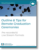 Outline and Tips for Virtual Graduation Ceremonies