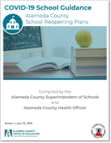 COVID-19 School Guidance - Alameda County School Reopening Plans