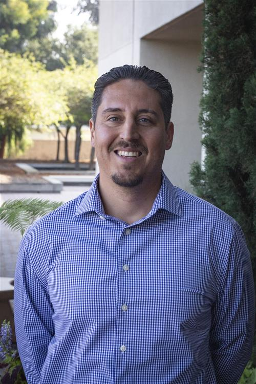 Jason Arenas, Program Director Family, School & Community Partenrships