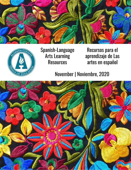 Cover of Spanish Langauge Arts Learning Resources