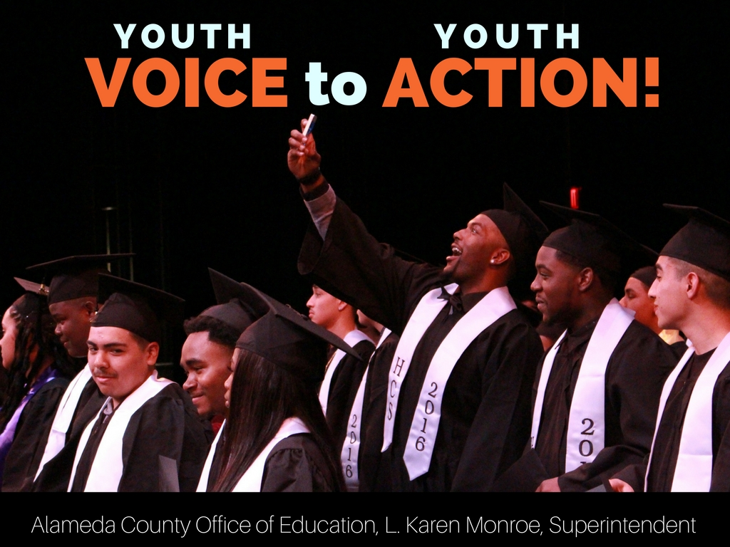 Youth Action Graduation Photo