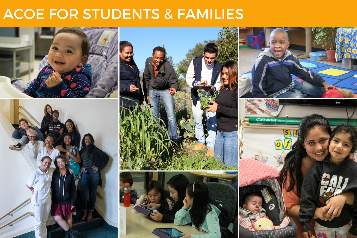 ACOE for Students and Families